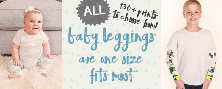Baby Leggings Category